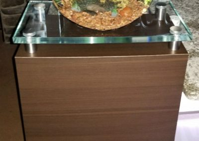 Decorative Heavy Glass 2