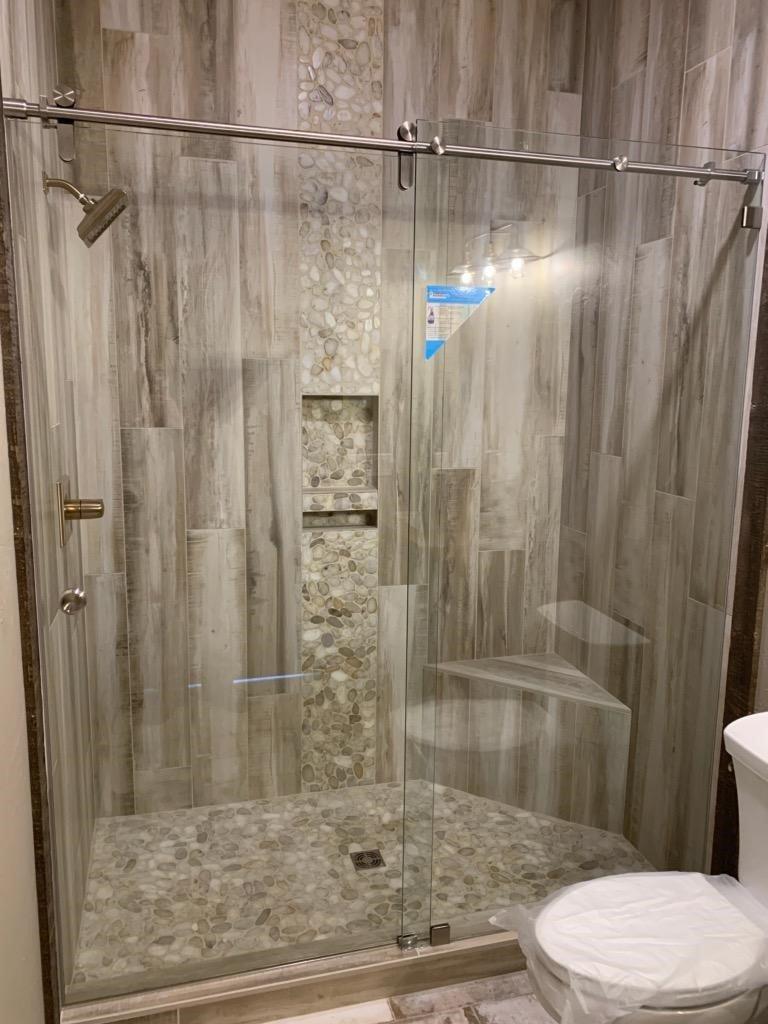 Custom Shower Doors Amp Enclosures Precision Glass Amp Door Llc