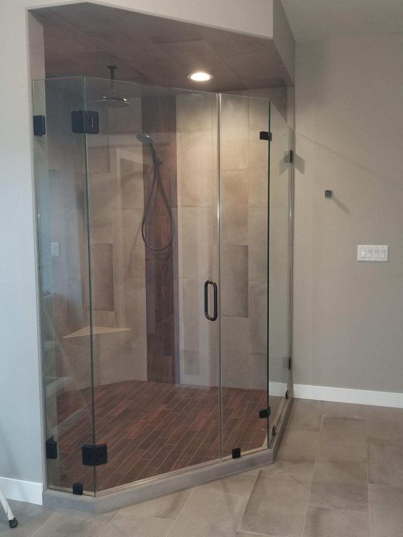 Custom Shower Doors Enclosures Precision Glass Door Llc