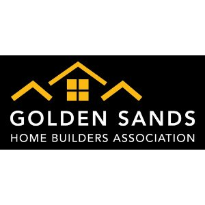 Golden Sands Home Builders Association Logo